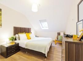 Five Lamps Suites – hotel w pobliżu miejsca Stadion Croke Park w Dublinie