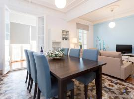 Luxury and Elegant Apartment in the Center, accessible hotel in Barcelona