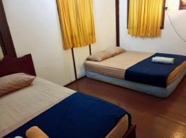 Marina Bay Resort & Restaurant, Hotel in Pulau Tioman