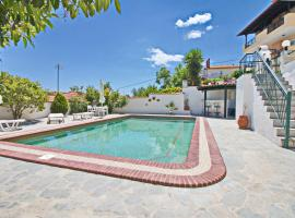 Maisonette with Sea View & Private Pool