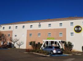 B&B Hotel Bollène, hotel in Bollène