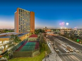 DoubleTree by Hilton Anaheim/Orange County, hotel in Anaheim
