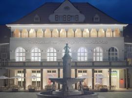 Mintrops Stadt Hotel Margarethenhöhe, hotel in Essen
