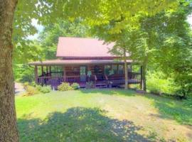 Cedar Point Log Cabin