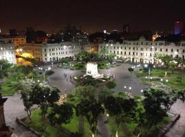 HEART OF PLAZA SAN MARTIN - TWO BEDROOM APARTMENT