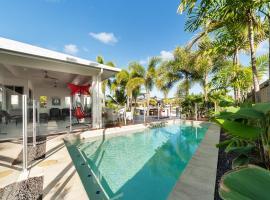 Cairns beaches home @Trinity Park