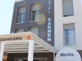Hotel Carmen, hotel en La Cala de Mijas
