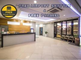 Incheon Airport Hotel Zeumes