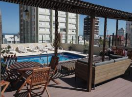 Remanso, hotel with jacuzzis in Punta del Este