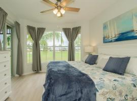GreenLinks Golf View Villa at Lely Resort