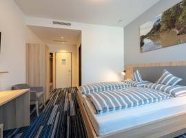 Hotel Lumi, hotel a Friburgo in Brisgovia