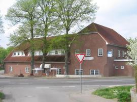 Landpension Strenz, Hotel in der Nähe vom Flughafen Rostock-Laage - RLG, Lüssow