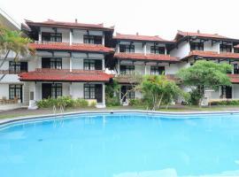 Hotel Oranjje, hotel in Denpasar