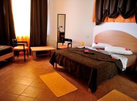 Hotel Hr Costa Rei, hotel a Monte Nai