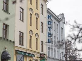 Hotel Club Trio, hotel in Ostrava