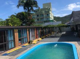 Quarto Camping e Hostel Bombinhas