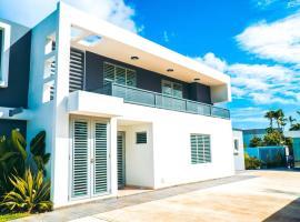 Aquaville - Modern Apartment near the beach 2BDR (Apt 2)