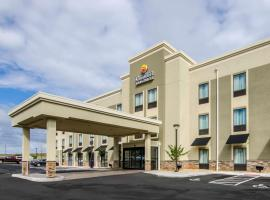 Comfort Inn & Suites Lynchburg Airport - University Area, hotel in Lynchburg