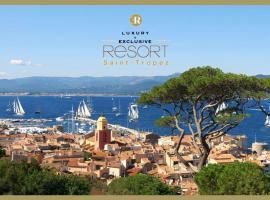Luxury & Exclusive Resort, luxury hotel in Saint-Tropez