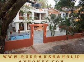 Rudraksha Holiday Homes, hotel near Baga Night Market, Candolim