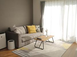 湘南江之岛镰仓海岸旁新建独栋公寓R&L HOUSE