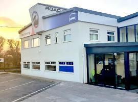 Road King - Hollies Truckstop Café