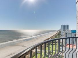 Beachfront Luxury Condo w Private Balcony