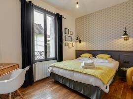 Home Chic Home - Appart La Défense - La Garenne-Colombes, Hotel in der Nähe von: U Arena, La Garenne-Colombes