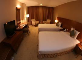 Aurora Hotel Plaza, hotel with pools in Bien Hoa