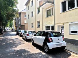 Apartment Essen-Rüttenscheid, hotel near St.-Lucius Church, Essen