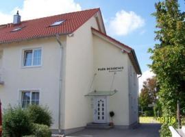 Park Residence, hotel near Garching underground station, Garching bei München