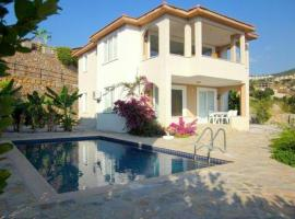 Villa Felix with Private Pool and Sea View