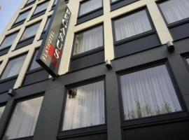 Pegasus Studioflats Brussels City Aparthotel, aparthotel in Brussel