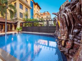 Royal Crown Hotel Siem Reap