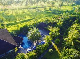 Bhuwana Ubud Hotel and Farming
