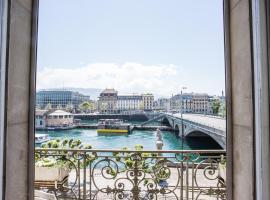 Hotel des Tourelles, hotel en Ginebra