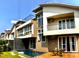 Tip'sea Villa, self catering accommodation in Anjuna