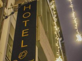 Dansaert Hotel, hotel in Brussels