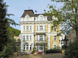 Hotel Livia, Hotel in Karlsbad