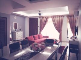 Aryan Homestay, hotel in Pasir Gudang