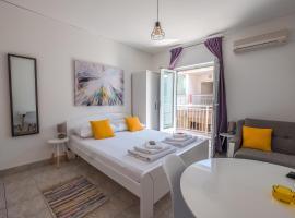 Lendas studio apartment
