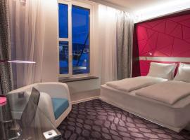 Magic Hotel Xhibition, hôtel à Bergen
