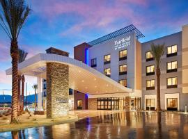 Fairfield Inn & Suites by Marriott Indio