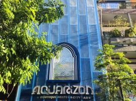 Aquarizon Boutique Hostel & City Bar