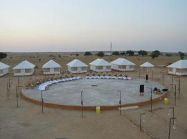 The Jaisalmer desert safari