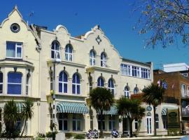 Esplanade Hotel, hotel in Clacton-on-Sea