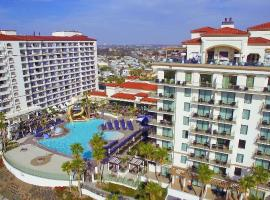 The Waterfront Beach Resort, A Hilton Hotel, hotel in Huntington Beach
