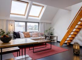 Edville Studio, apartment in Ghent