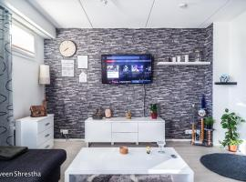 Amazing apartment in Oulu