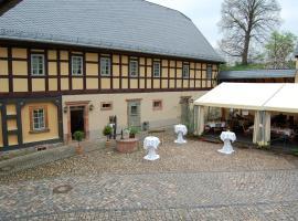 Denkmalhof Schlagwitz, Hotel in der Nähe von: Stadthalle Limbach-Oberfrohna, Schlagwitz